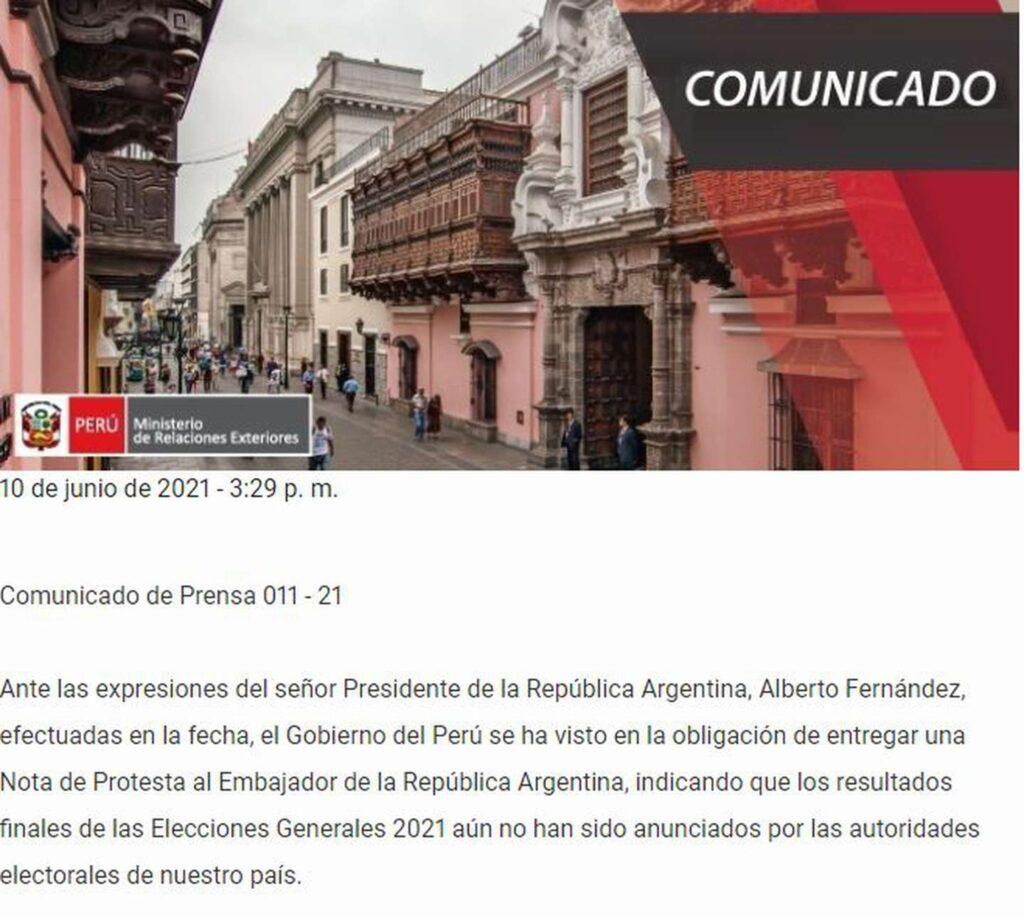 Alberto Fernández: Nuevo papelón internacional en 24 horas