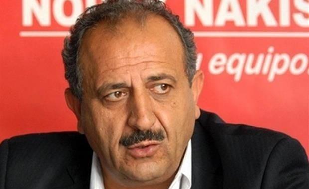 Detuvieron a Noray Nakis, vicepresidente de Independiente