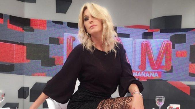 El mal momento de Yanina Latorre
