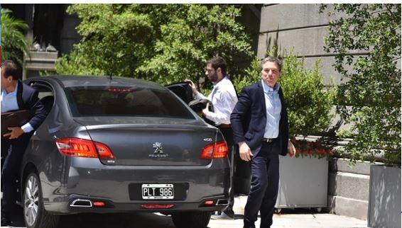 Hubo acuerdo entre ministros y gobernadores — Reforma Previsional