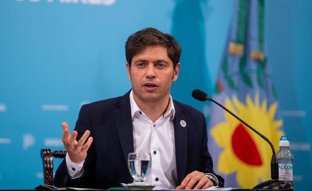Argumentos de la administración de Axel Kicillof para diferir las segundas dosis